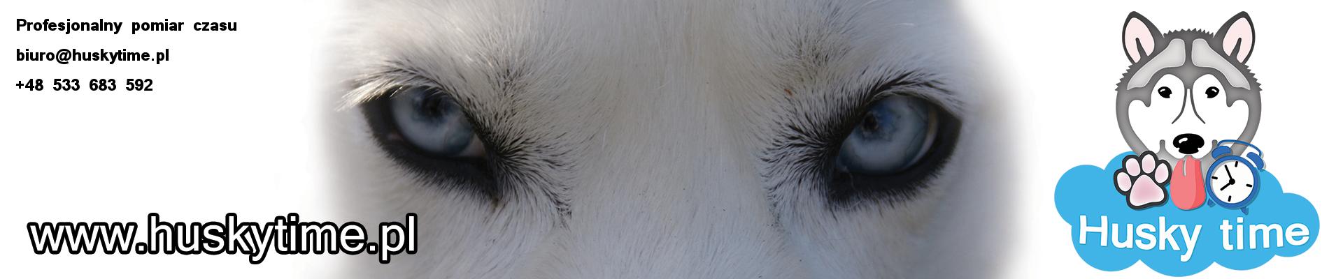 Husky Time – pomiar czasu